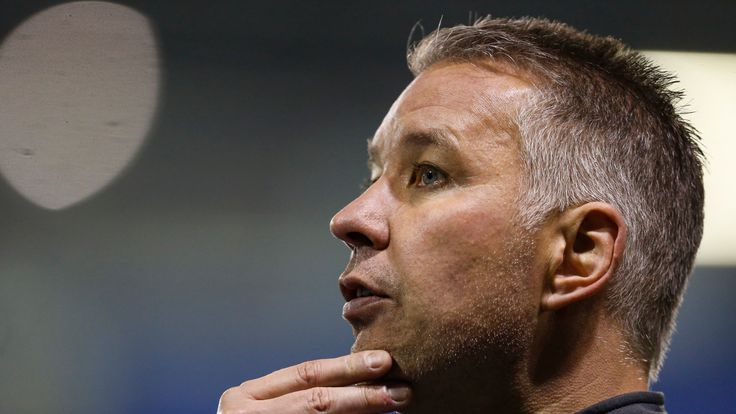 Darren Ferguson is in his third spell as Peterborough manager