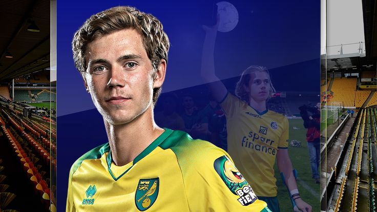 Norwich City midfielder Todd Cantwell made the breakthrough at Fortuna Sittard