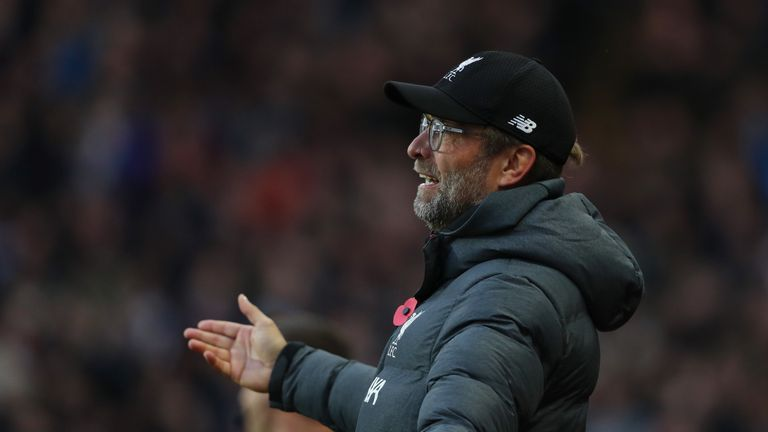 Liverpool manager Jurgen Klopp has called upon everyone associated with Liverpool to get behind the club.
