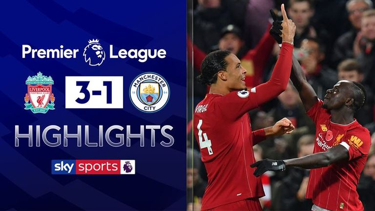 Liverpool S Win Over Manchester City Shows This Could Be Their Year Football News Sky Sports