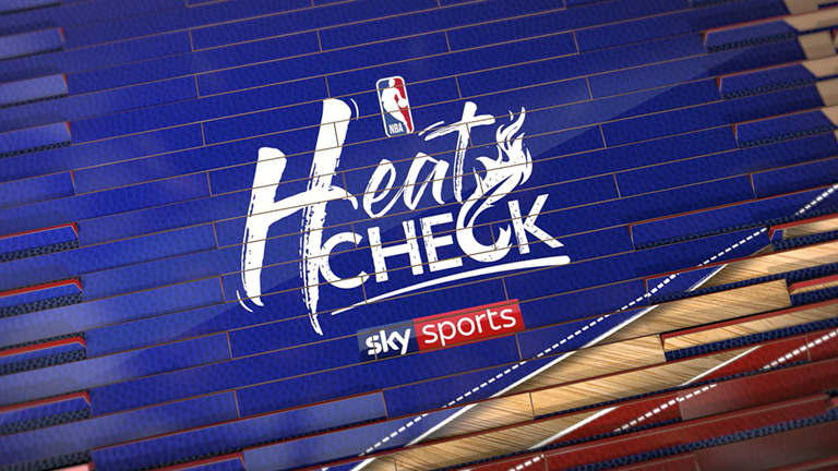 Watch Sky Sports Heatcheck every Tuesday at 5:45pm on Sky Sports' YouTube channel