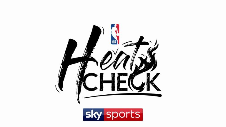 Watch Sky Sports NBA Heatcheck every Tuesday at 5:30pm on Sky Sports' YouTube channel