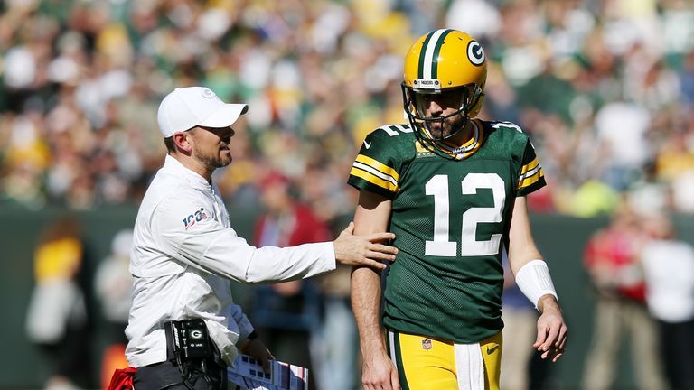 Is Aaron Rodgers buying into new head coach Matt LaFleur's system?