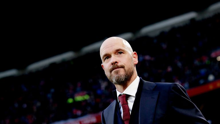 Bayern have made contact with Ajax in their attempts to bring Erik ten Hag to the Allianz Arena