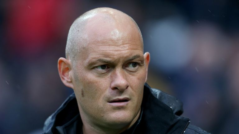 Alex Neil has led Preston to the top of the Championship