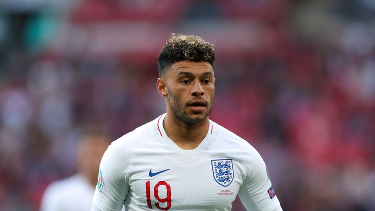 Alex Oxlade-Chamberlain has impressed for Liverpool in recent weeks
