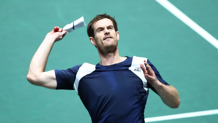 Andy Murray will never win a Grand Slam again, according to Goran Ivanisevic