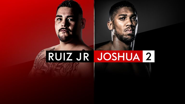 Ruiz Jr vs Joshua 2