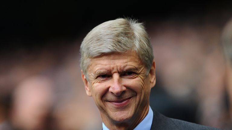 Arsene Wenger has been out of work since leaving Arsenal in 2018.