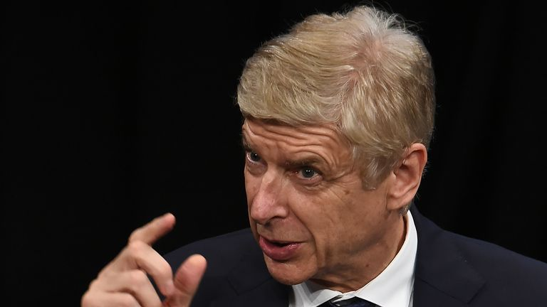 Former Arsenal manager Arsene Wenger is the new Chief of Global Football Development at FIFA.