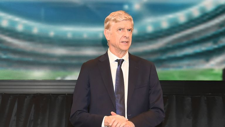 Arsene Wenger  will be heavily involved with football's lawmakers IFAB
