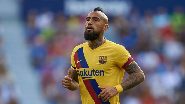 Arturo Vidal could be on his way to Italy, according to reports