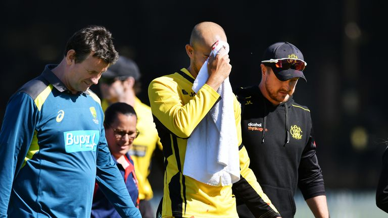 Agar is doing 'okay', according to brother Wes