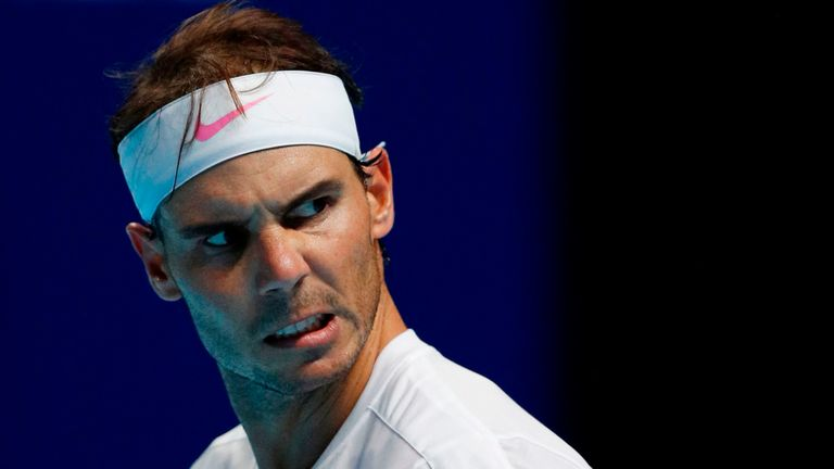 Nadal has constantly been inside the world's top 10 since 2005