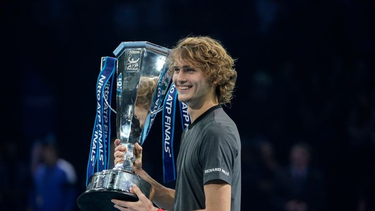 After Alexander Zverev took home the trophy last year, who will finish on top this time around?