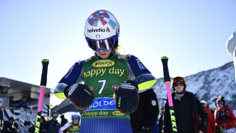 Marta Bassino looking to bounce back on the slopes in Killington