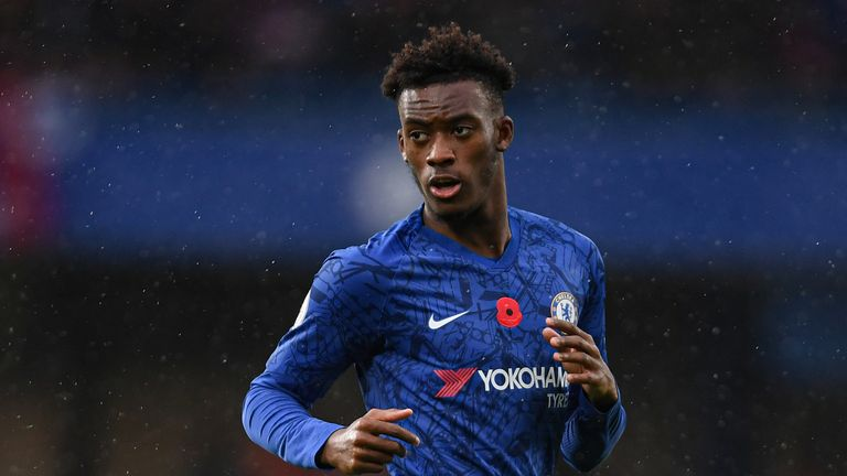 Hudson-Odoi has featured in all six of Chelsea's league games since returning from injury