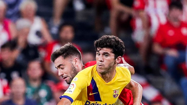 Carles Alena will be allowed to leave Barcelona on loan in January