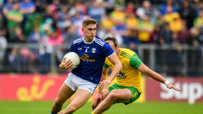 Clarke helped Cavan to reach the Ulster final in 2019