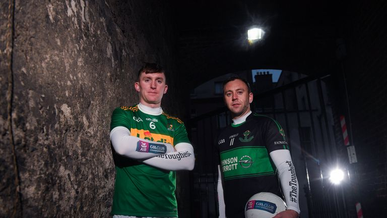 Clonmel Commercials and Nemo Rangers face off in the AIB Munster club final