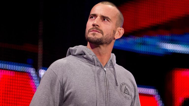 CM Punk Joins Cast of WWE Backstage
