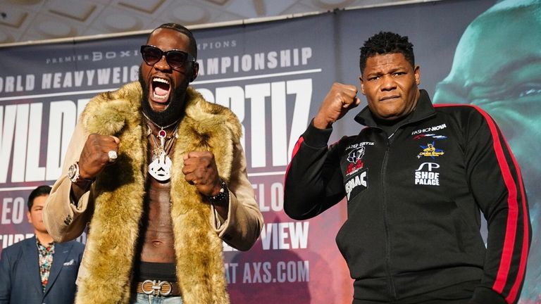Widler vs Ortiz: Deontay Wilder's brother Marsellos knocked out on undercard