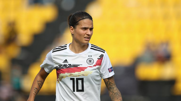 Dzsenifer Marozsan is one of the best playmakers in women's football