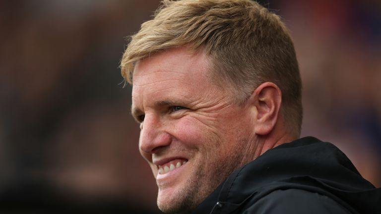 Eddie Howe: Bournemouth tomará la magia de Harry Potter luego de que el actor sea visto en el Vitality Stadium   Noticias de futbol 2