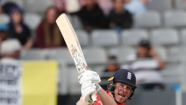 KKR paid £560k to secure Eoin Morgan's services at next year's IPL