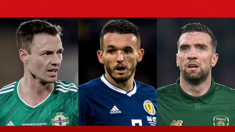 Who could Northern Ireland, Scotland and the Republic of Ireland end up facing for a place at Euro 2020?