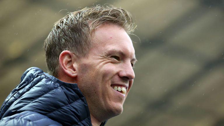 Julian Nagelsmann is unlikely to leave Leipzig