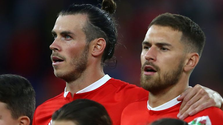 Gareth Bale and Aaron Ramsey are both fit to start Wales' crucial qualifier against Hungary.