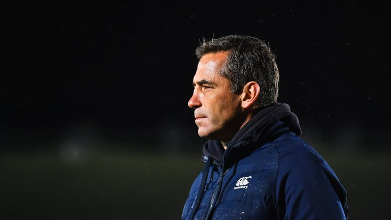 Franco Smith will coach Italy at Six Nations 2020 Rugby Union News
