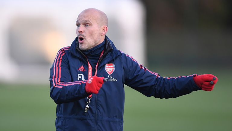 Freddie Ljungberg is interim boss at Arsenal, and Josh Kroenke says they are in no rush to appoint a manager