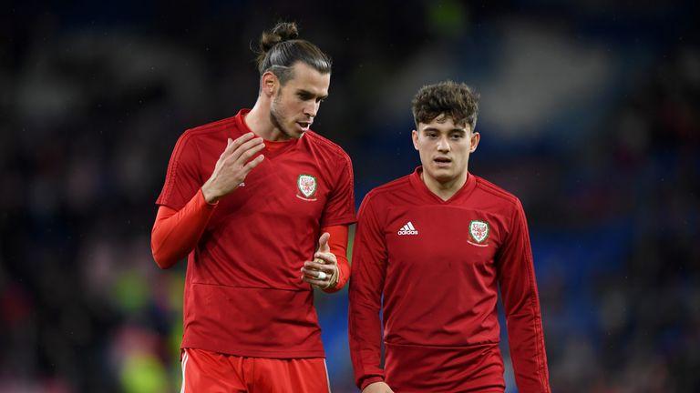 Gareth Bale, Dan James