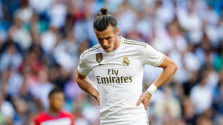 Zinedine Zidane has denied reports which claim he wants Gareth Bale to leave Real Madrid in January