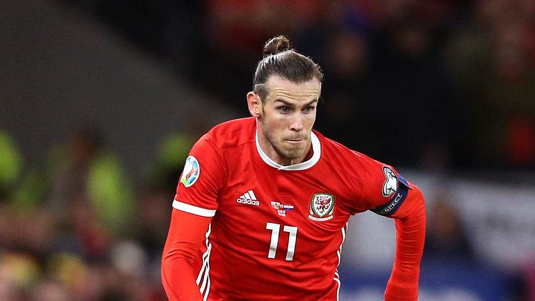 Gareth Bale is included in the Wales squad, despite not featuring for Real Madrid in recent weeks