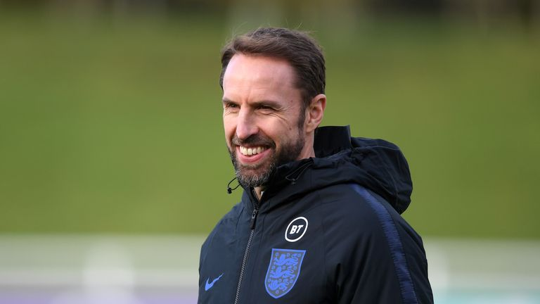 Gareth Southgate can now plan for Euro 2020 following the draw on Saturday