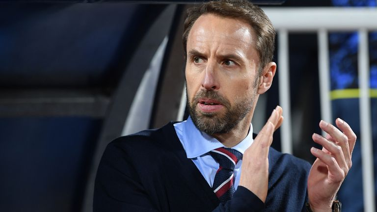 Gareth Southgate says there are no guarantees he will be England boss at the 2022 World Cup