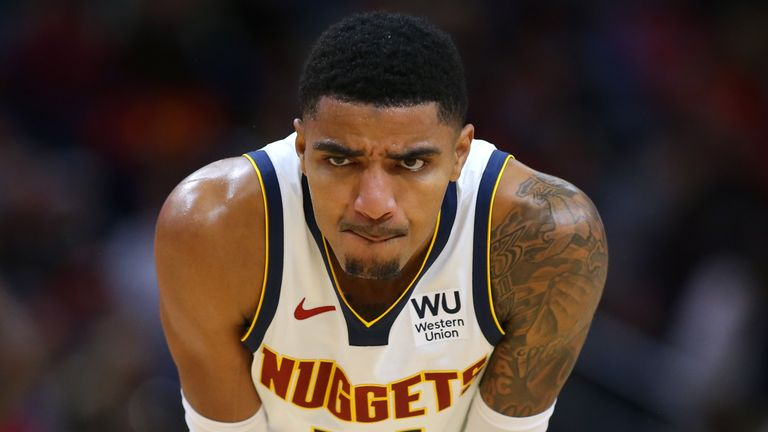 Gary Harris has become vital on the defensive end for the Nuggets