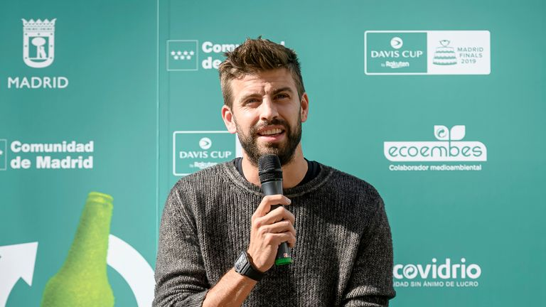 The new-look Davis Cup is the brainchild of Barcelona's Gerard Pique