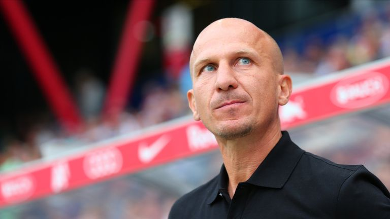 Wolfsberger boss Gerhard Struber has been making waves in Austria and the Europa League.