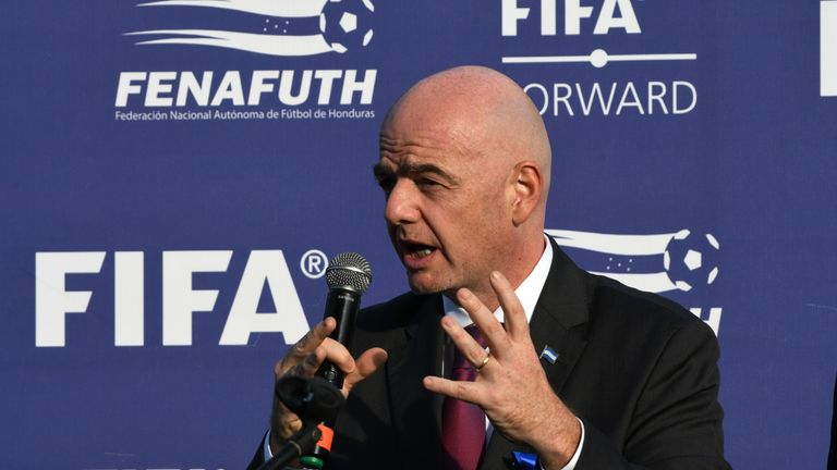 FIFA president Gianni Infantino is confident Qatar will offer an 'inclusive' experience for all supporters