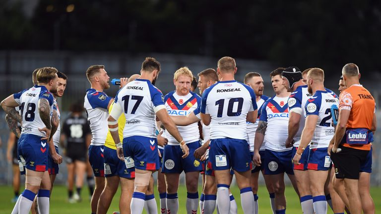 Great Britain lost all four Tests on their end-of-season tour