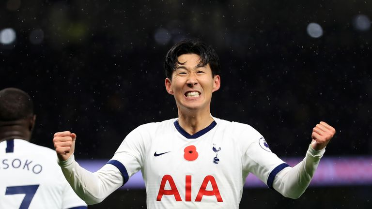 Image result for son heung min""