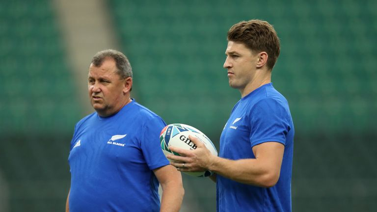 Barrett believes assistant Ian Foster is the strongest candidate available