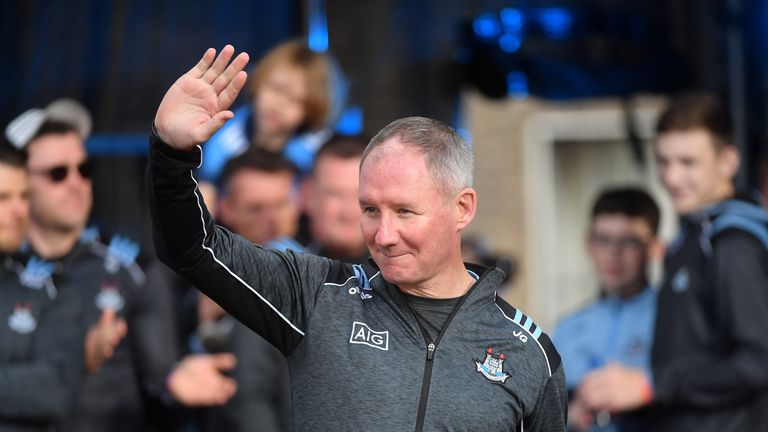 Jim Gavin is bowing out on a high after six All-Ireland titles in seven years