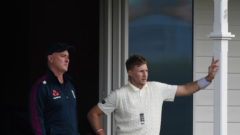 Root's side will play two Tests in New Zealand in November