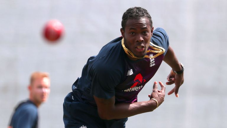 Jofra Archer took 22 wickets during the Ashes series