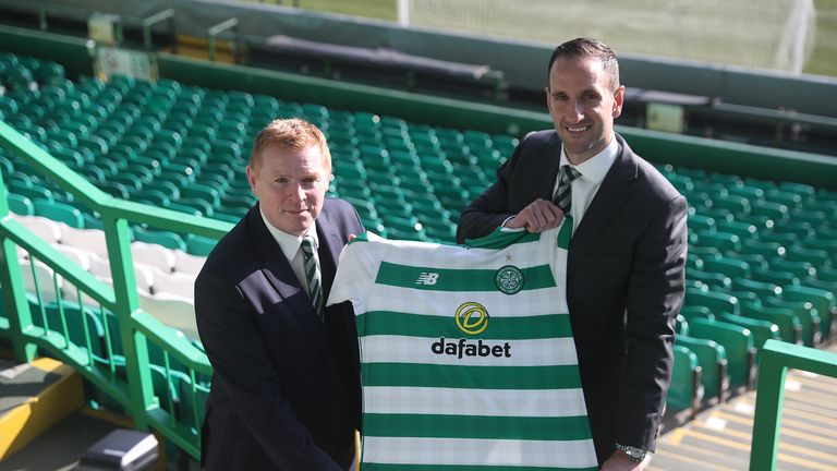 John Kennedy has been at Celtic as a coach since 2014